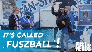 It's called Fuszball! MEET the NERDS #3