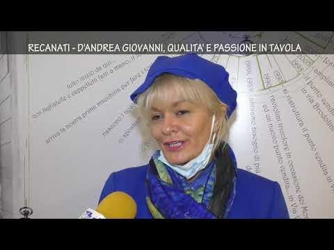 TVRS incontra D'Andrea
