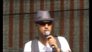 """17.07.2010 Mehrzad Marashi - """"Und wenn ein Lied"""" & """"Boombastic (Mr. Lover)"""" - live in Frankfurt"""