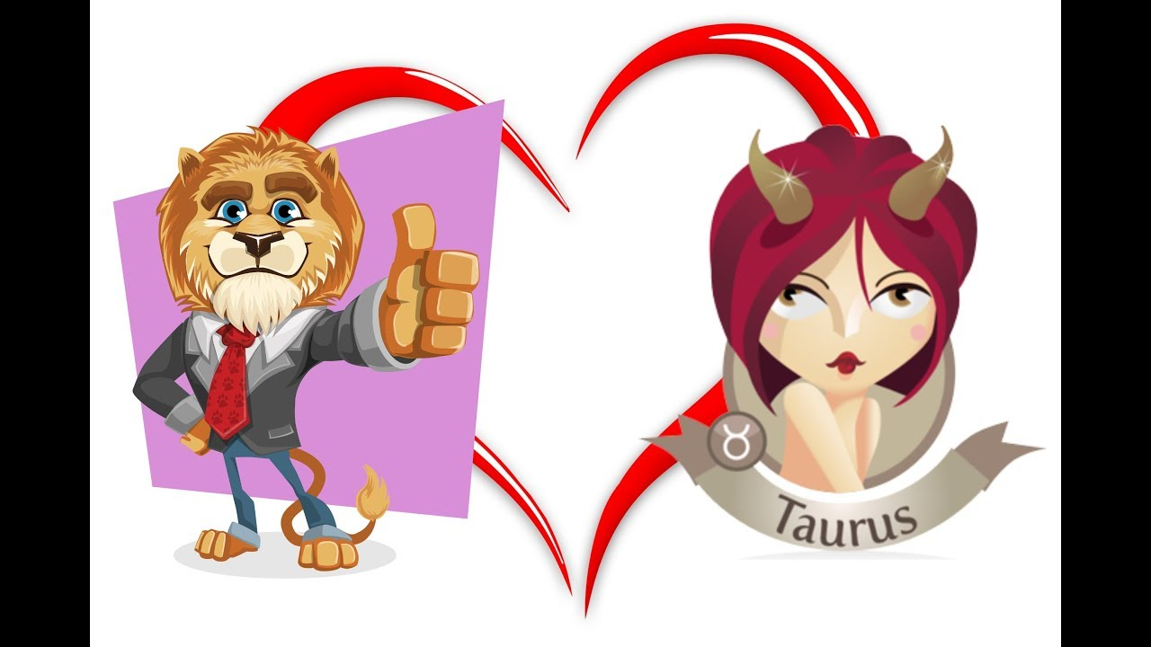 relationship between taurus woman and leo man