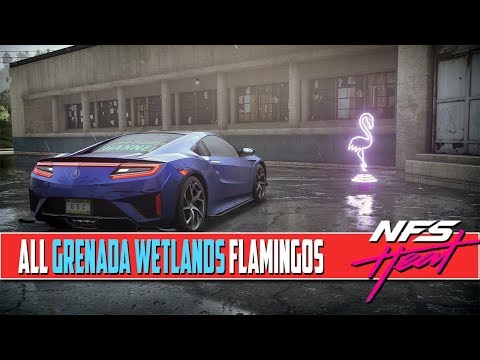 need for speed heat flamingos reward