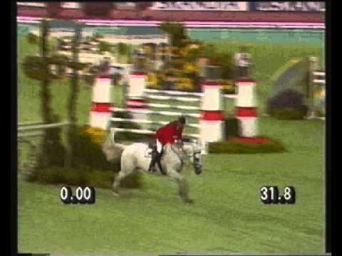 Gem Twist World Equestrian Games Stockholm 1990