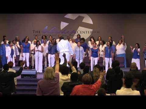 TWC Choir Singing Matthew 28 by Donald Lawrence