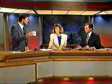 WHIO-TV NewsCenter 7 at 6:00PM (11/7/1990)