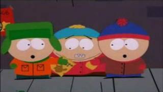 cancion de resistance - south park