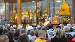Meditation and Mindfulness: Why We Need Meditation - Gen-la Kelsang Dekyong