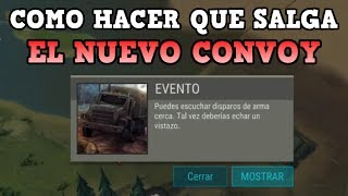 COMO Y CUANDO SALDRÁ EL CONVOY..? | LAST DAY ON EARTH: SURVIVAL | [RidoMeyer]