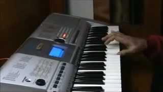 ye zindagi ke mele - mela (1948) rafi - piano cover