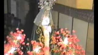 Ángel López Miñano (Abarán) Semana Santa Procesión Virgen Esperanza Martes Santo 1989