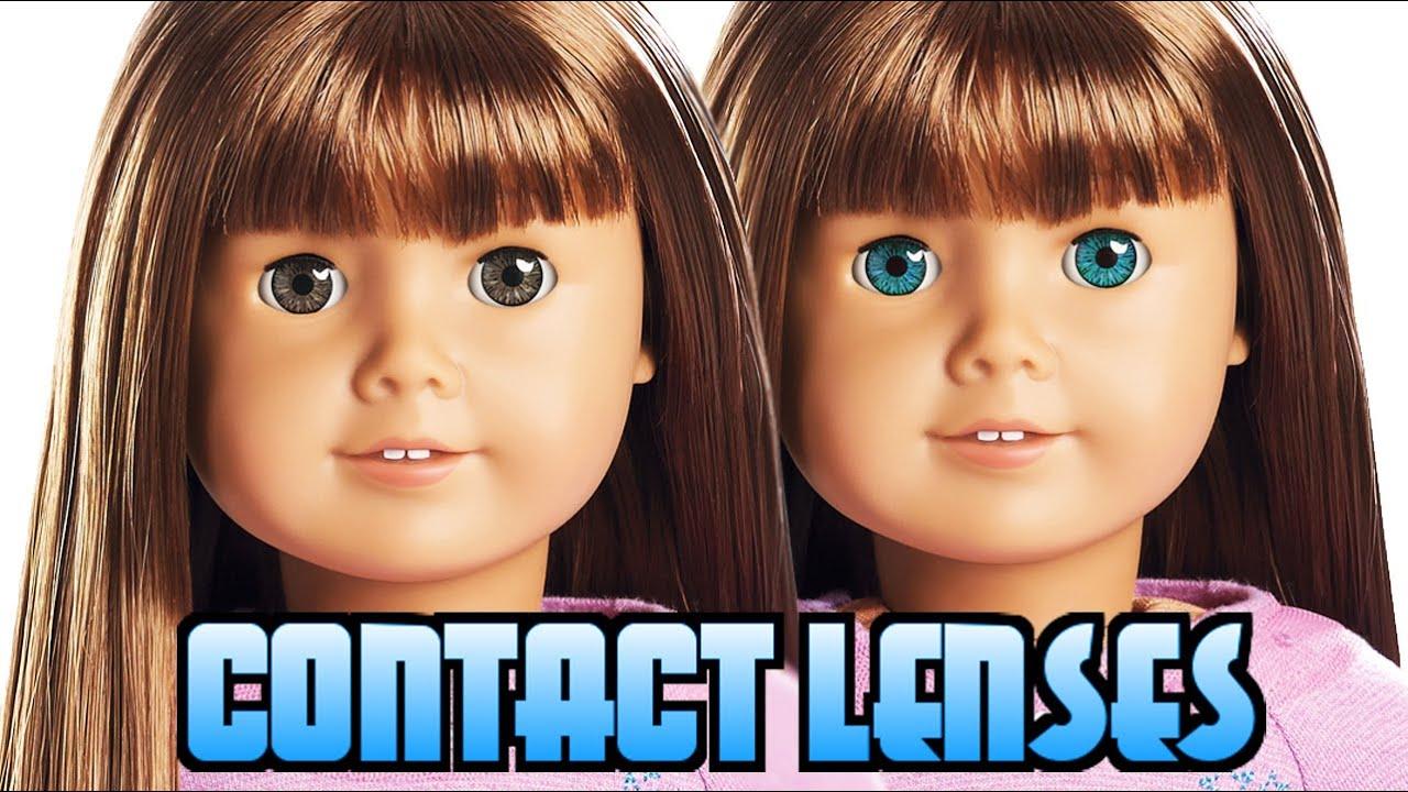 Custom Craft Contact Lenses