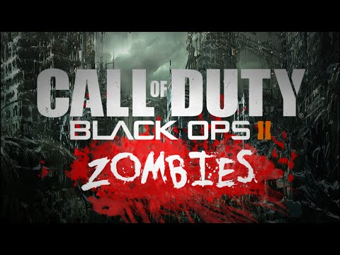 Cod Bo2 Gameplay Zombies