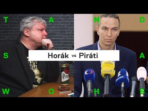 Rozbor kampaně Pirátů: program není levicový, ale start kampaně byl fail, říká Jakub Horák