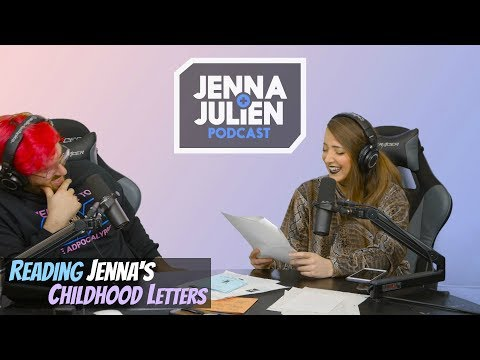 Podcast #219 - Reading Jenna's Childhood Letters