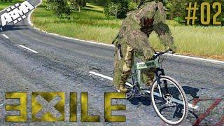 Arma 3: DayZ Mod - Minha Bike #02