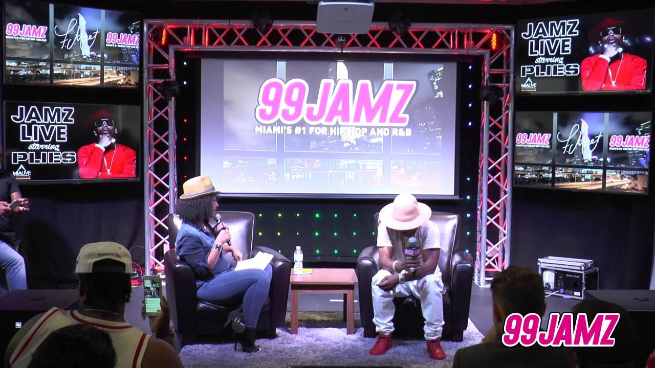 99Jamz Live Plies