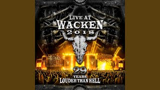 We Can't Be Found (Live At Wacken, 2018)