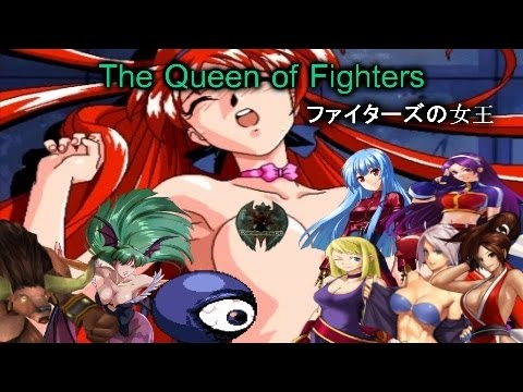 The queen of fighters