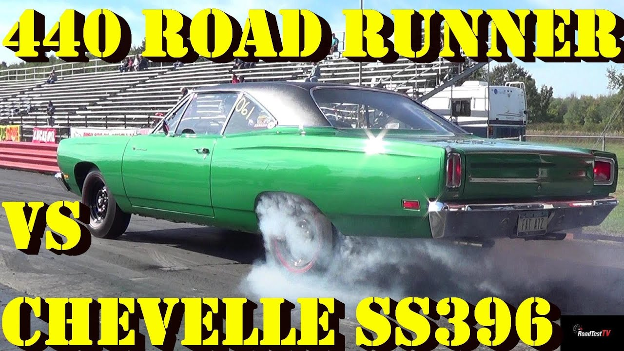 Rare 440 6 Bbl Pack Road Runner Vs Chevelle Ss 396 1 4 Mile 1970 Plymouth Gtx Wiring Diagram Drag Race Test Tv Youtube