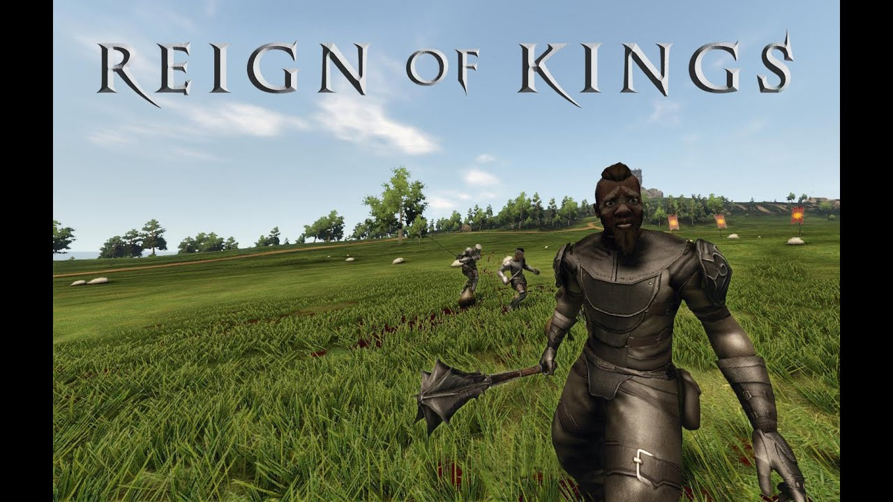Reign of kings alpha reveal youtube publicscrutiny Image collections