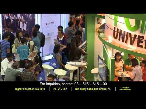 Education Fair 2014 Cinema Commercial