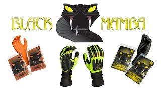 Nitrile Gloves - Nitrile Work Gloves -