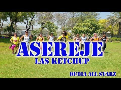 Asereje | Las Ketchup | Zumba® | Dubai All StarZ