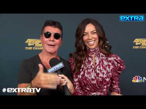 Simon Cowell Talks 'AGT: Champions' Finale And Son Eric Dancing With Boogie Storm