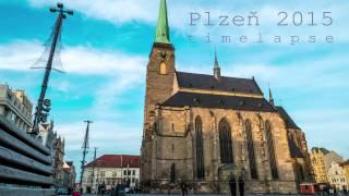 Plzeň 2015 - Timelapse trailer