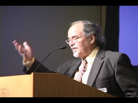 David Horowitz at UCSD 5/10/2010.  Hosted by Young Americans for Freedom and DHFC