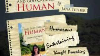 """""""And God Created Human"""" Book Trailer"""