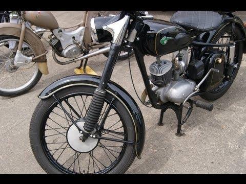 DDR IFA MZ RT 125 Bj 1958 MOTORRAD OLDTIMER KRAFTRAD ZSCHOPAU