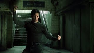 Neo vs Agent Smith | The Matrix