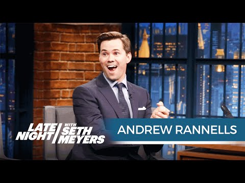 Andrew Rannells Monopolized Obama When He Visited Hamilton