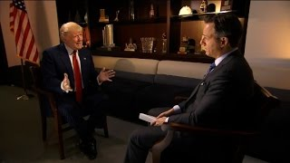 Donald Trump on trade, healthcare and more (CNN interview with Jake tapper)