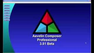 MagicBox Aavelin Composer Desktop Software Training Videos