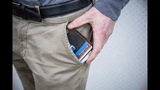 Ed Wallet Demo - Perfect Minimalist wallet