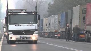 Kolejka sięga już do Kaliłowa - www.pulsmiasta.tv
