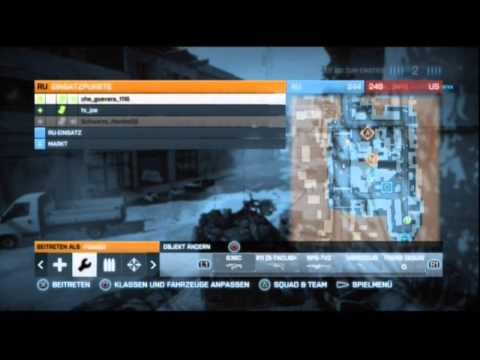 Battlefield 3   Clantraining G.KC vs vR