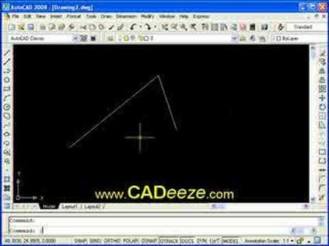 Autocad 2008 3d tutorial   3 d computer graphics   3 d modeling.