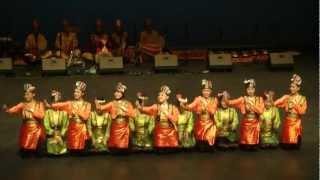 indonesian folk dance ratoh jaroe dance from aceh