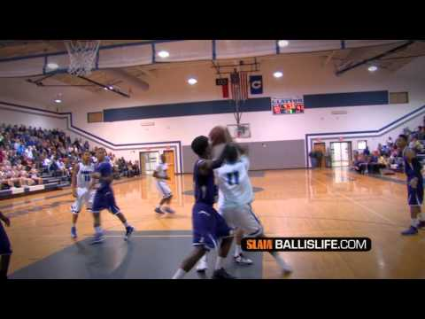 Gary Clark Opens NC Playoffs by Dropping 4...