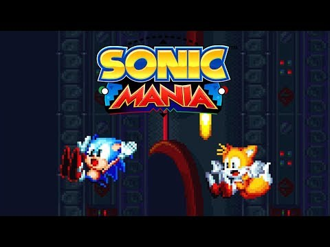 SONIC MANIA #7 - O FINAL!!! (Nintendo Switch Gameplay)