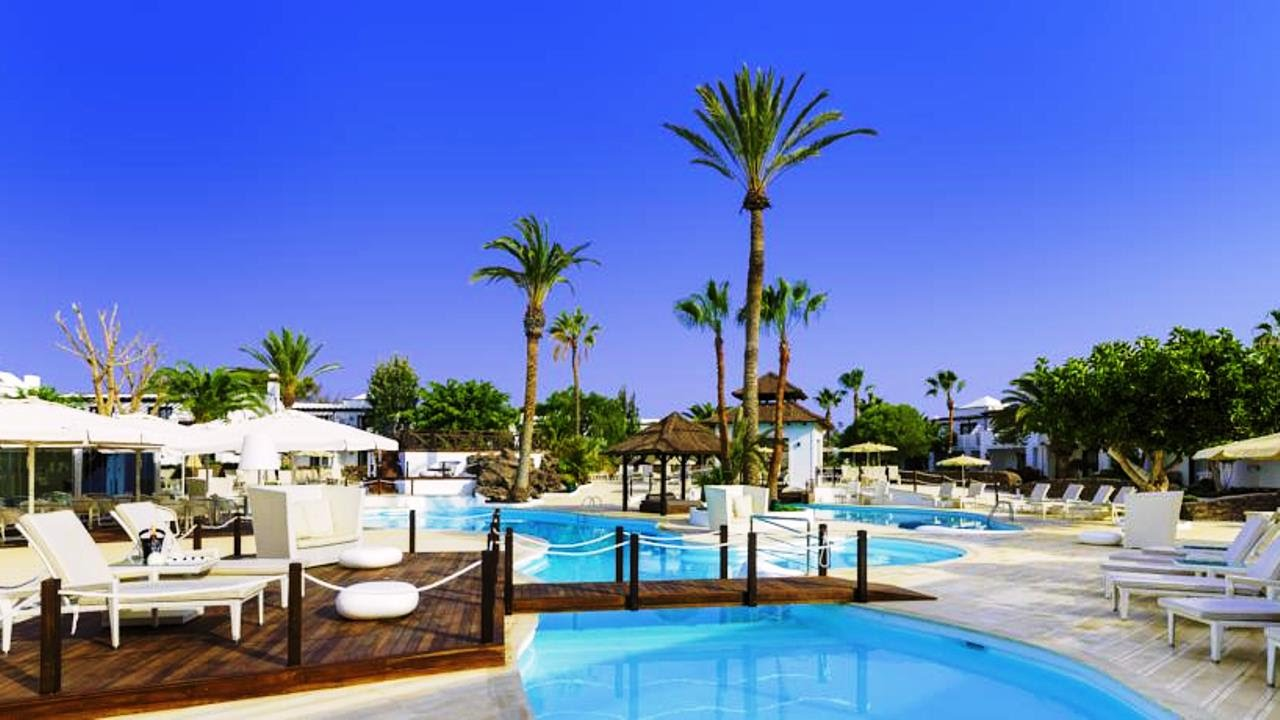 Boutique Hotel H10 White Suites Playa Blanca Lanzarote Canary Islands Spain 3 Star