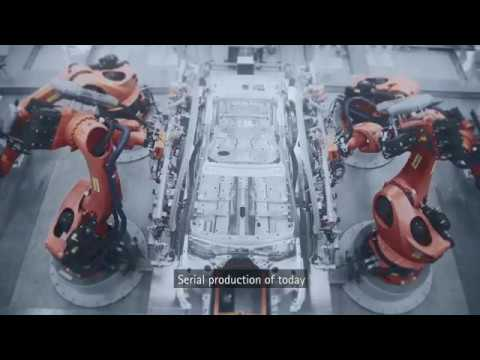 See how AUDI Empowers Production Innovations with EOSPRINT