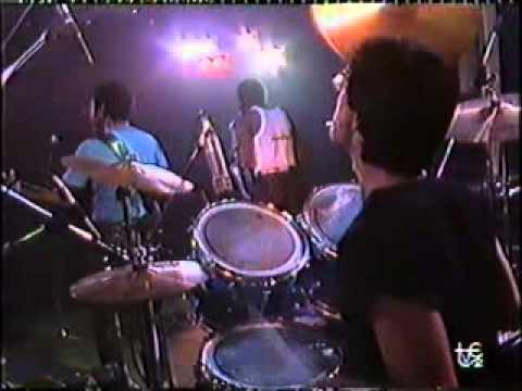 Luther Allison a Casino del Comerç, Terrassa 10/03/1989