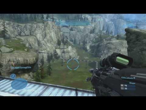 Raid- TCL vs. HIGHCOM (Halo Reach)