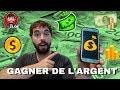 Gagner De L'argent FACILEMENT Grâce à 5 Applications Mobiles GRATUITES !