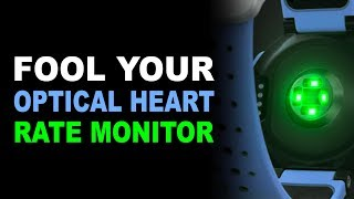 Can You Fool a Heart Rate Monitor | For the Love of Science | 180bpm | TRIXTER