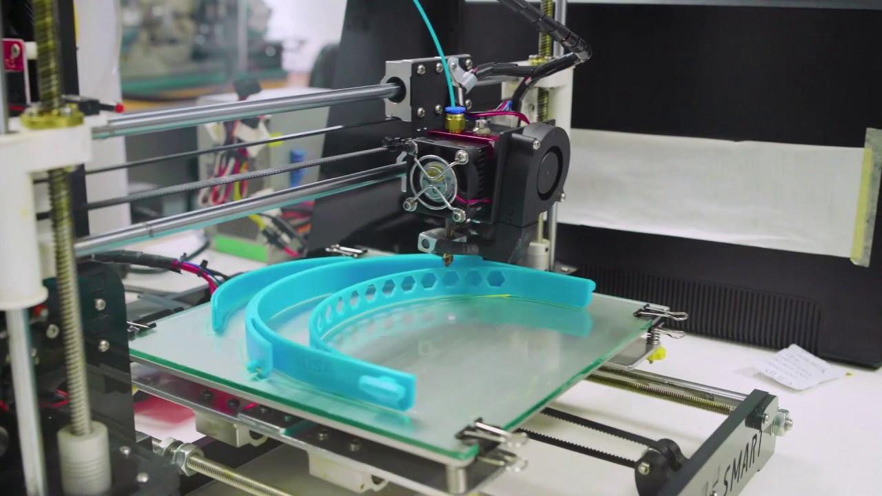 90 protectores faciales hechos con materiales biodegradables en impresoras 3D, serán distribuidas …