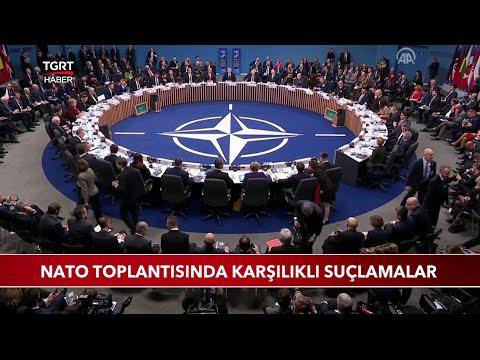 NATO Toplantısında ABD ve Türkiye Birbirlerini Suçladı